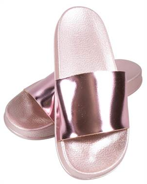 Slippers - Dame - rosa